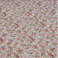 Autumn Floral 100% Cotton