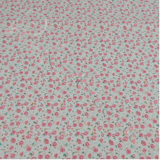 Ditzy Pink Floral  100% Cotton