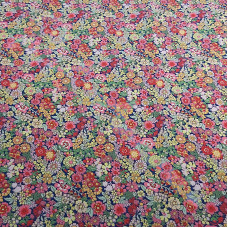 Fat 1/4 Vintage Ditsy Floral Multi 100% Cotton