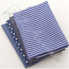 4 Fat Quarter Bundle 100% Cotton (CP9)