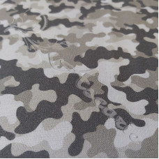 Urban Greys Camo 100% Digital Cotton