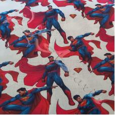 Super Heroes Superman 100% Cotton