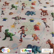 "Disney ""Toy Story "" 100% Cotton Print"
