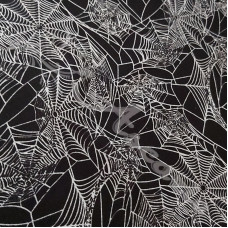 Spiders Web 100% Digital Cotton