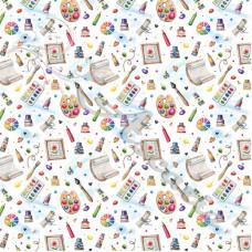 Artist  100% Digital Cotton