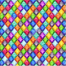 Jewels 100% Digital Cotton