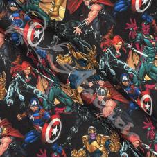 Marvel Avengers  100% Digital Cotton