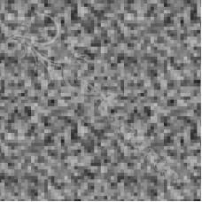 Pixels Grey 100% Digital Cotton