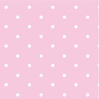 Dotty Spot Pink100% Cotton
