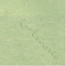 Cotton Rich Pale Green Linen Look Fabric