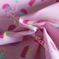 Cupcakes 100% Cotton