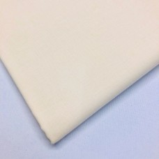 Cream 100% Plain Cotton