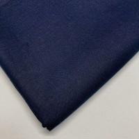Navy Blue 100% Plain Cotton