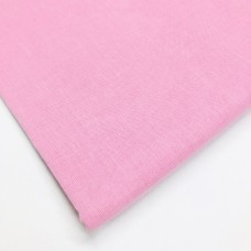 Baby Pink 100% Plain Cotton