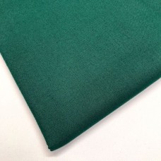 Bottle Green 100% Plain Cotton