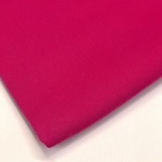 Cerise Pink 100% Plain Cotton