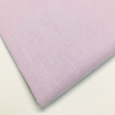 Lilac 100% Plain Cotton