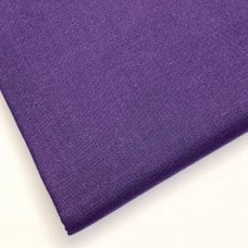 Purple 100% Plain Cotton