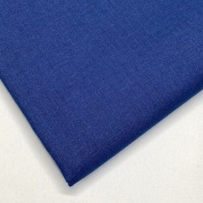 Royal Blue 100% Plain Cotton