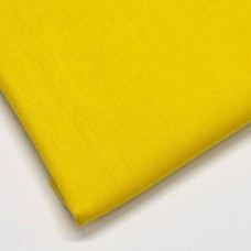Sunshine Yellow 100% Plain Cotton