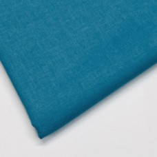 Teal Blue 100% Plain Cotton