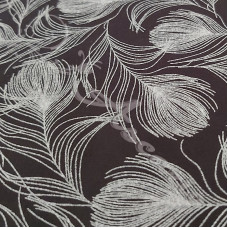 White Feathers from Rose & Hubble 100% Cotton Poplin