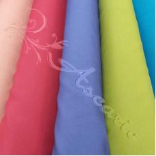 Plain Bi Stretch Poly Viscose Dress Fabric