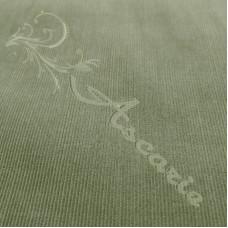 Sage Green Fine Needle cord