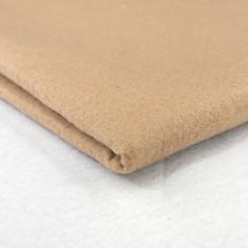 Teddy Brown Craft Felt 100% Acrylic 150cm
