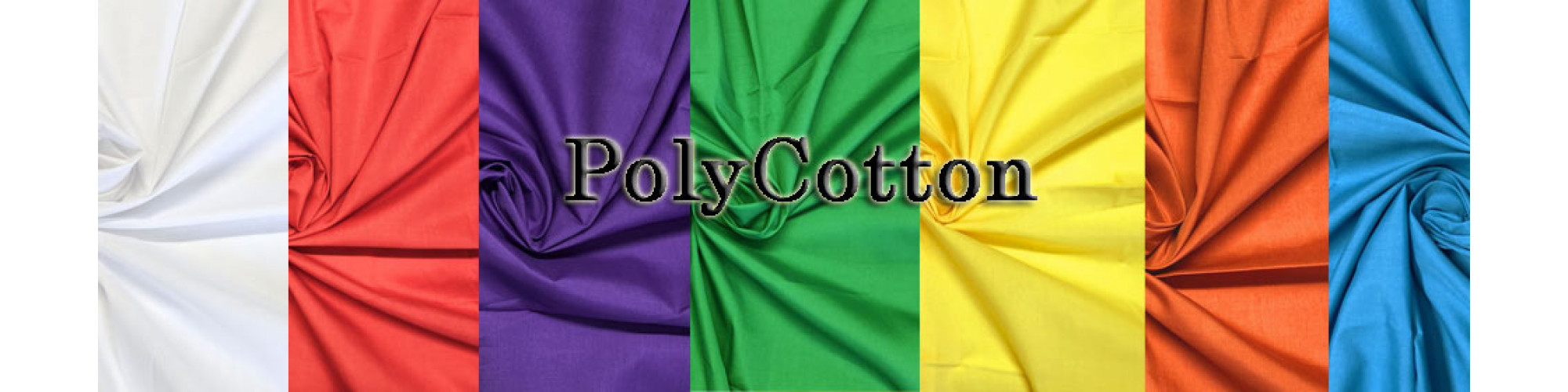 poly cottons