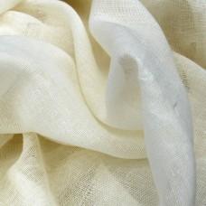 100% Egyptian Cotton Muslin Fabric Cream