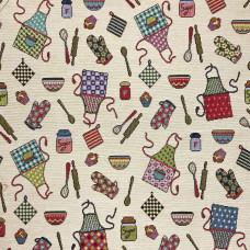 New World  Kitchen Tapestry