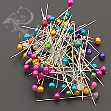 Dressmaking Craft Pearl Headed Pins