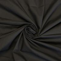 .90cm Black PolyCotton