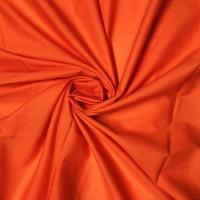 .50-.70cm Orange PolyCotton