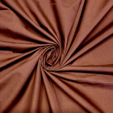 Chestnut Brown PolyCotton
