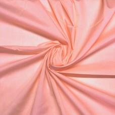 Coral Pink PolyCotton