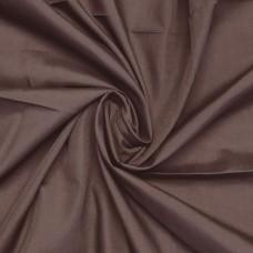 Dark Brown PolyCotton