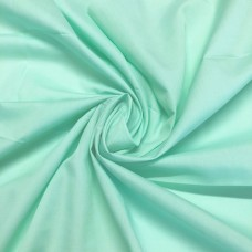 Mint Green PolyCotton